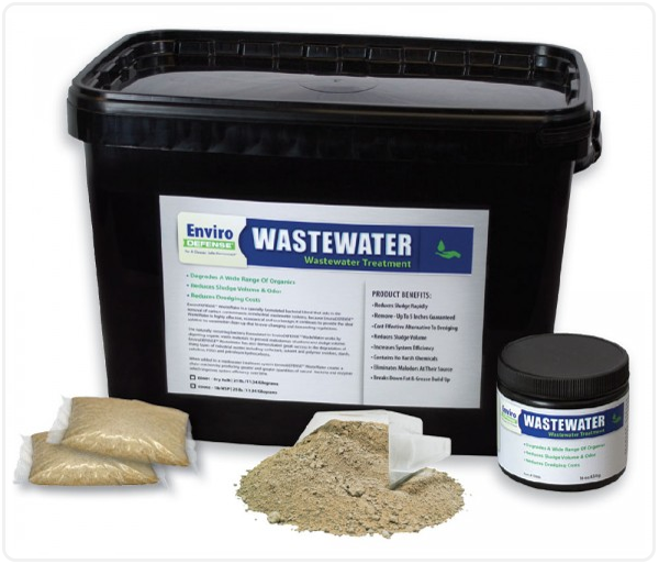 EnviroDEFENSE® WasteWater Complete
