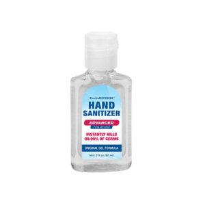 hand sanitizer square