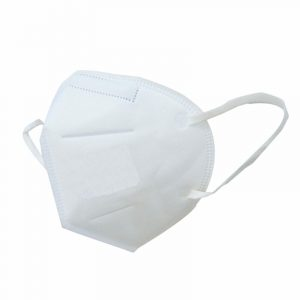 Image of white facemask