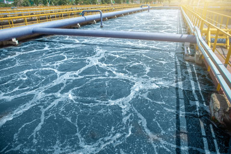 water pollution treatments